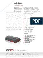 ACM Hydro Fact Sheet