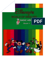 Curso de Ingles Para Ninos - 12 Libros Disney 04