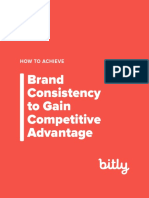 Brand Consistency to Gain Competitive Advantage
