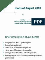 Presentation CWC Kerala Flood