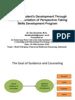 Optimize Student's Development Through the Implementation of Perspective-Taking Skills Development Program.ppt