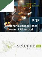 OCA - Gestionar Las Inspecciones Con Un ERP Vertical