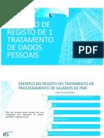 Exemplo do DPIA Portugal