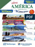 Descubra Sudamerica Desde Asturias