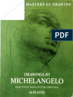 Drawings by Michelangelo (Great Masters Art)