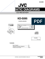 JVC Car Stereo KD-S595 Schematic Diagram.pdf