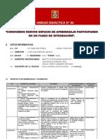 Unidad Didáctica n 6 San Pedro 2019