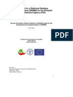 CSA Report6 Integrated Report for Feasibility Study