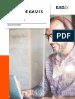 Guia de curso Design de games EAD Laureate