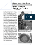 2019 Yarmouth Historical Fall Newsletter Online