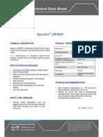TDS Apcotex CB4600