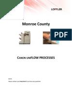 UniFLOW User Guide v5 Remote Monroe County