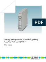 Phoenix Contact Cloud Iot Gateway - 108450