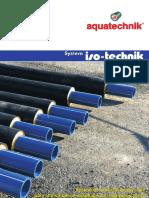 Etasuisse AG - Isotechnik Katalog FR