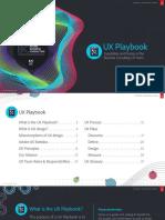 Adobe BC UX Playbook v1.0