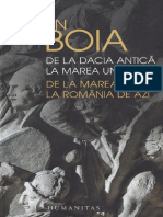 De la Dacia antică la Marea Unire, de la Marea Unire la România de azi - Lucian Boia (2018).pdf