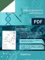 presentacion antigeno