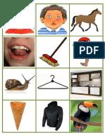 atividade terapia fonético fonológica /k/