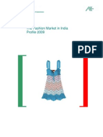 Fashion Industry India - 2009