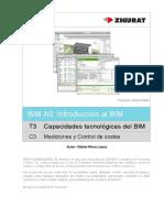3.Capacidades Tecnol Gicas Del BIM 3.3 Mediciones y Control de Costes FINAL