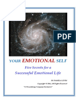 Your Emotional Self_ Successful Emotional Life