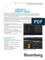 Credit Risk Fact Sheet