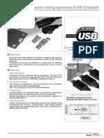 Hirose Zx Series Connectors