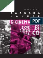 Catálogo da Mostra Bárbara Hammer