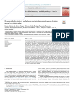 Hypometabolic Strategy and Glucose Metabolism Maintenance of Aedes Aegypti Egg Desiccation