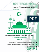 Proposal LK II HMI Cabang Garut 2019 (FIX)