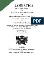 Lemad Dh Usp Grammatica Jsbarboza 1830