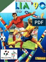 Copa Do Mundo 1990 - Italia