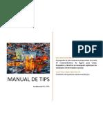 Manual de Tips
