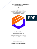 48613_laporan Praktikum Reaksi Nitrasi Sintesis Alpha Nitronaftalen