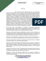 Acta Organizacion Empalme