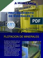 02.-Flotacion de Minerales II