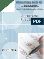 1. Resumen de Auditoria Financiera Libro 2017 Roy w