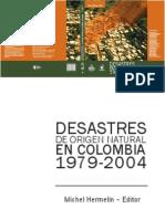 Hermelin.M.-desastres de Origen Natural en Colombia