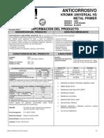 Anticorrosivo Kromik Universal HS Metal Primer