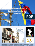 II Cent Colombia