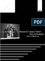 ManualPlataforma Campus AulaVirtual