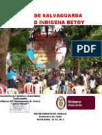 Plan Salvaguarda Del Pueblo_betoy