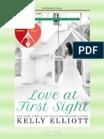 Amor a Primera Vista Kelly Elliott