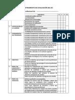 2. Instrumento de Evaluación
