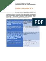 Tabla de Las Ventajas y Desventajas de La Simulación S14120046