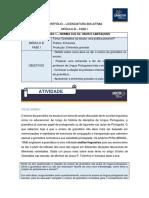 PORTFOLIO Letras Licenciatura BI2019