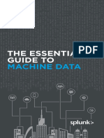 Essntial Guide to Machine Data