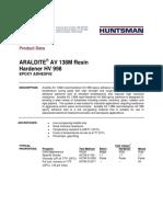 AV138M Araldite HV998 Hard