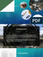 Proyecto de Reconstrucción y Diseño Del Canal