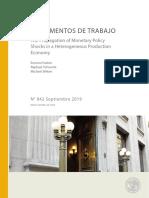 DOCUMENTO DE TRABAJO
